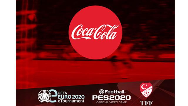 UEFA eEURO 2020 maçları Coca-Cola Facebook hesabından yayınlanacak