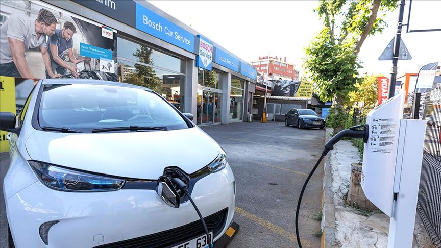 Bosch-Zorlu iş birliğiyle elektrikli araç şarj istasyonları kurulacak