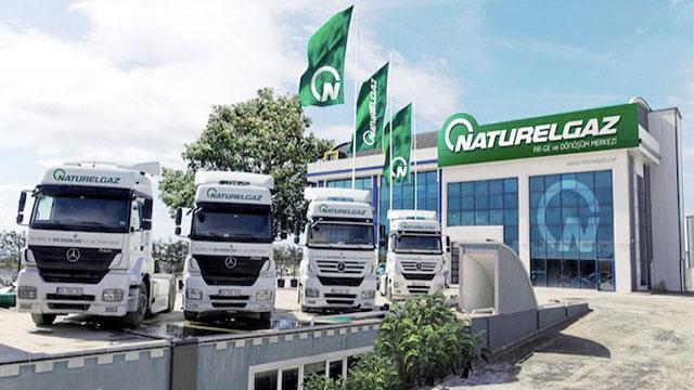 Naturelgaz, SOCAR Türkiye'nin LNG ve CNG dağıtım operasyonlarını devraldı