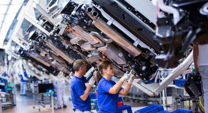 Otomotiv yan sanayi ihracatı ekimde 1 milyar doları aştı
