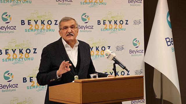 """""""Beykoz Sempozyumu 2020""""nin açılış oturumu yapıldı"""