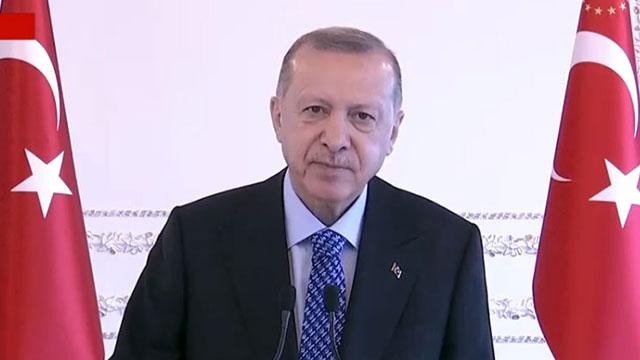 Erdoğan'dan 'Tank Palet Fabrikası' açıklaması