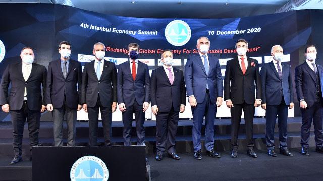 Sürdürülebilir kalkınma ve ticaretin geleceği İstanbul'da konuşuldu