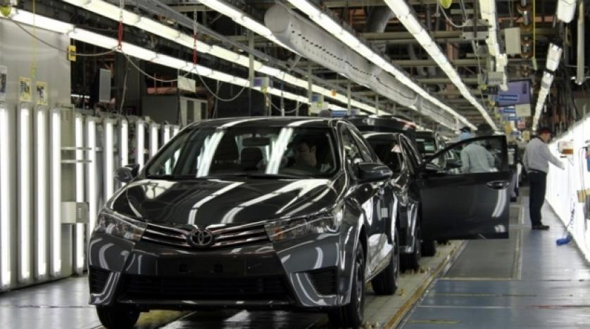 Toyota'nın Türkiye satışları yüzde 66 arttı