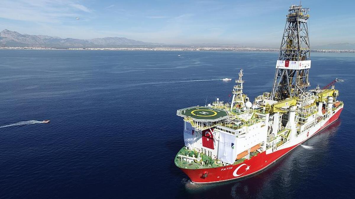 Fatih sondaj gemisi, Türkali-2'deki sondajı için gün sayıyor