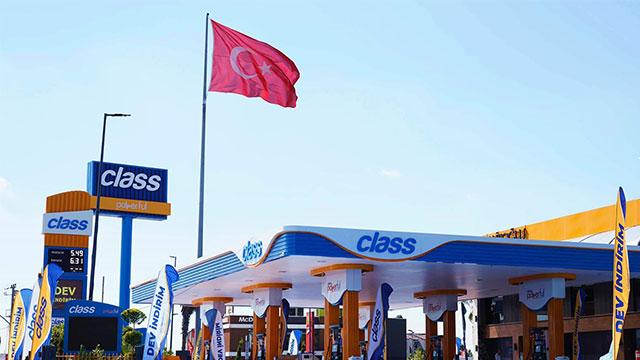 Class Petrol'den 3 yılda 250 istasyon, 3 bin istihdam hedefi
