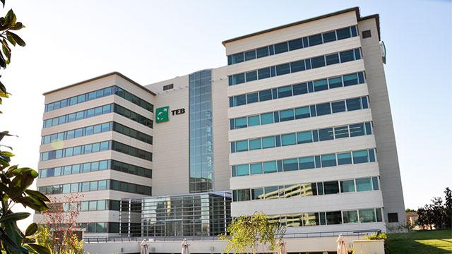 TEB'in 2020 net kârı 1,177 milyon TL oldu