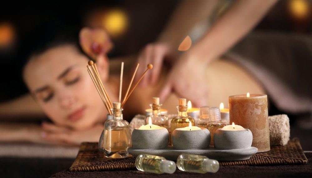 Aşk ateşine aromaterapi desteği