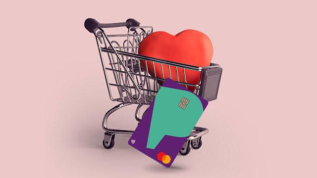 14 Şubat'ta online harcamalar 7 kat arttı