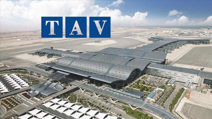 TAV, 2020'de 27 milyon yolcuya hizmet verdi