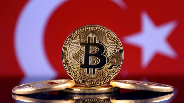 Türkiye kripto para kullanımında Avrupa birincisi