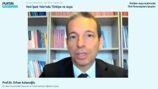 Erhan Aslanoğlu: Çinli işletmeler Türkiye'nin Ar-Ge yapısına güveniyor