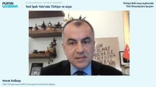 Murat Kolbaşı: Çin, Markalaşarak katma değerli ürünlerle dünya pazarına girmek istiyor