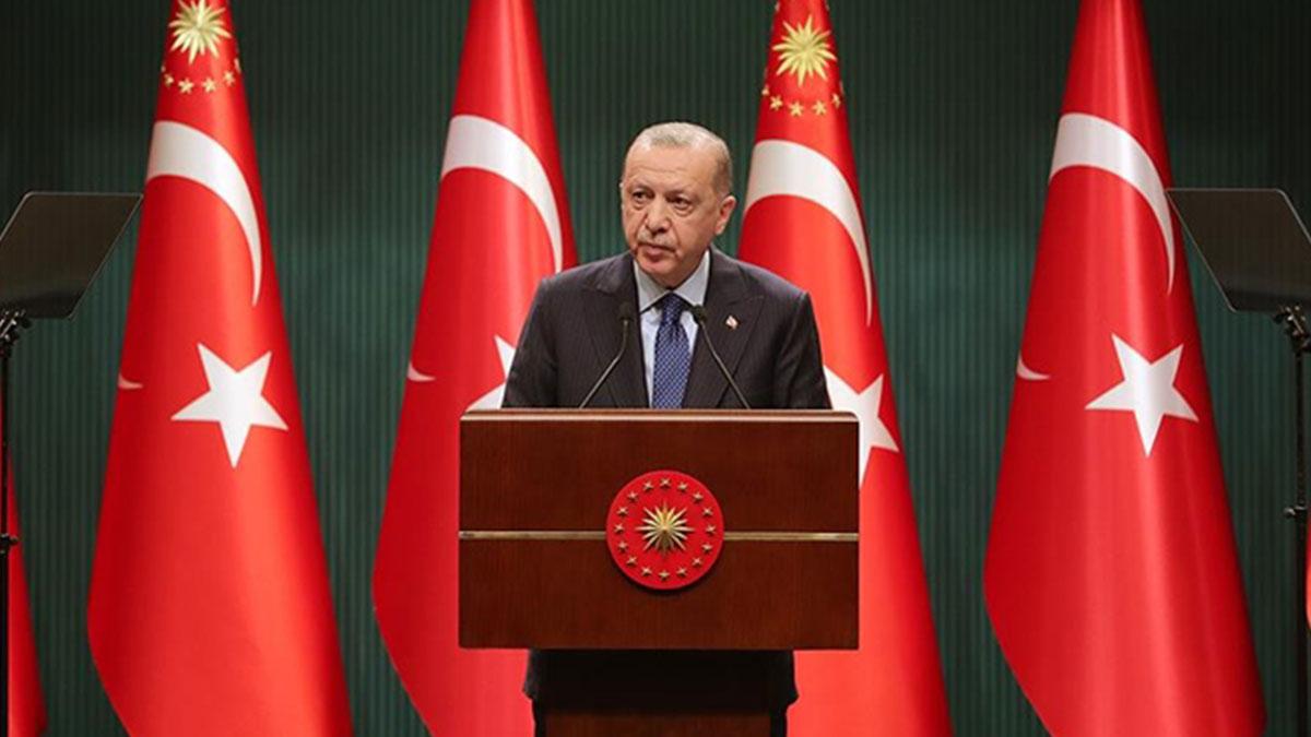 Erdoğan: Kontrollü normalleşme sürecini başlatıyoruz