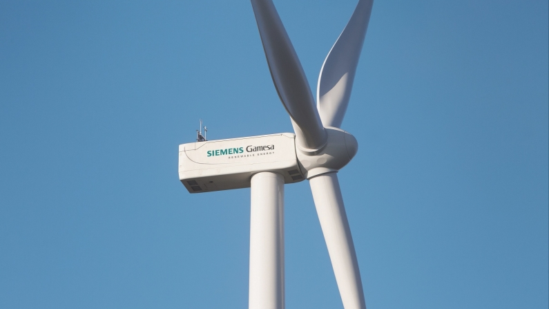 Siemens, Türkiye'nin ilk rüzgar türbini Ar-Ge merkezini kurdu
