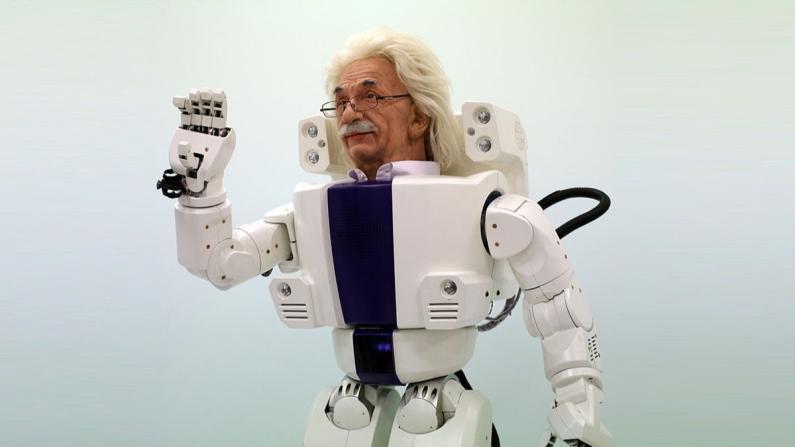 Akıllı robotlar iş başında
