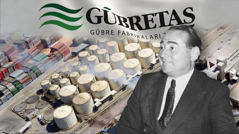 Adnan Menderes kurmuştu, 2023'te yeniden üretime başlıyor