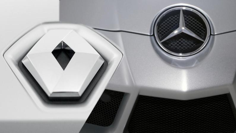 Renault, Daimler'deki hissesini satıyor