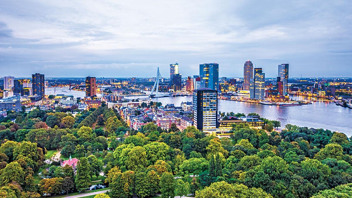 Uluslararası yatırımlarda Hollanda ipi göğüslüyor