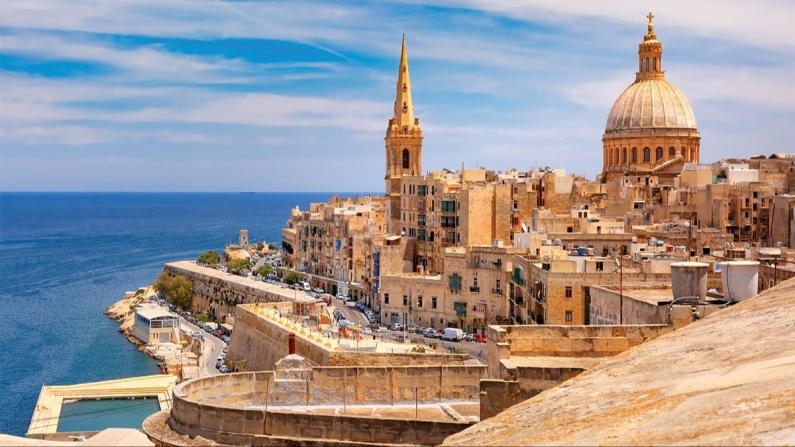 Malta'da dolu dolu üç gün