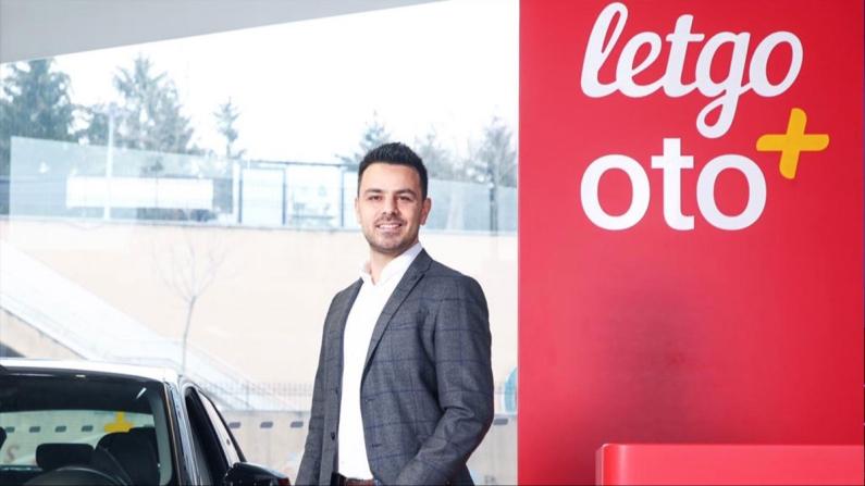 letgo, ikinci el araç pazarına girdi