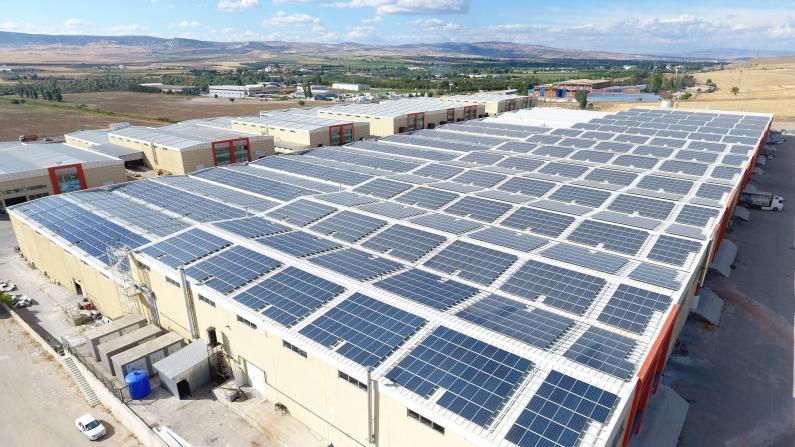 Güneş enerjisine 40 milyon dolarlık proje yatırımı