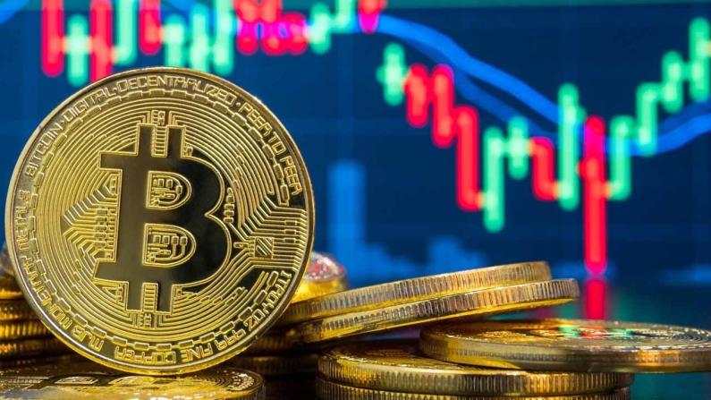 Bitcoin'in hacmi trilyon doların altına indi