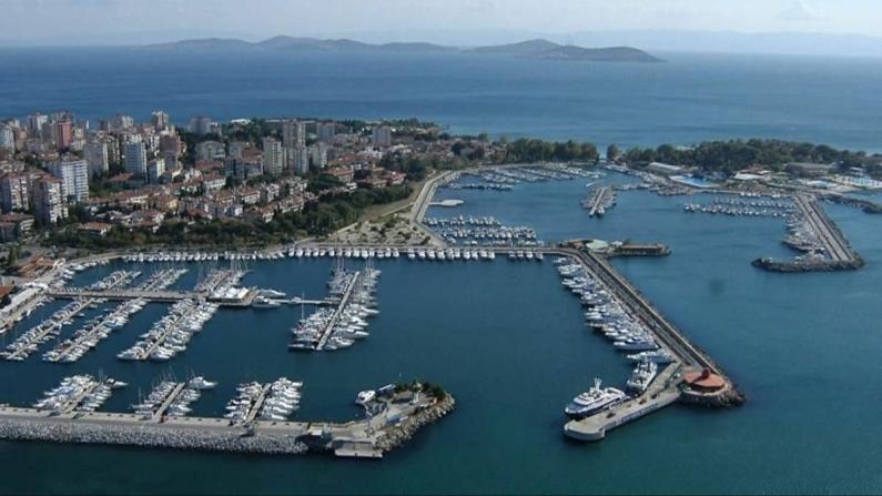 Kalamış Yat Limanı özelleştiriliyor