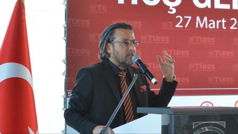 TÜRES Genel Başkanlığına yeniden Ramazan Bingöl seçildi