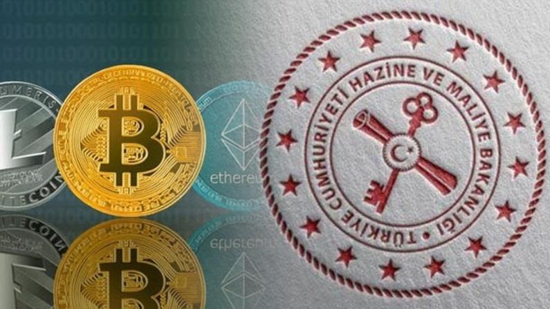 Hazine'den kripto para açıklaması