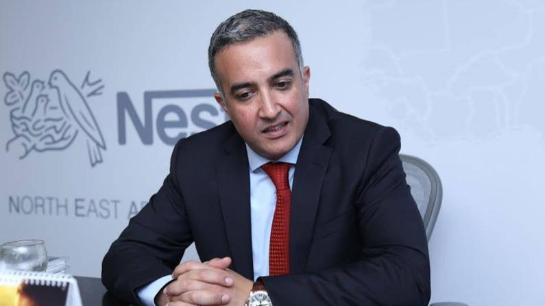 Nestlé Türkiye CEO'su Yasser Abdul Malak Oldu