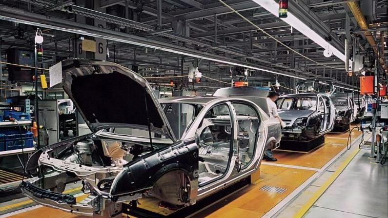 Otomotiv ilk çeyrekte yüzde 60 büyüdü