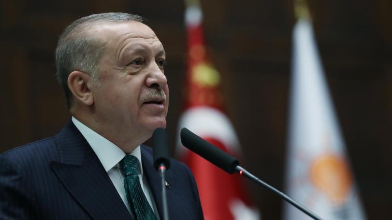 Erdoğan: Enflasyon ve faizleri tek haneli rakamlara indirmekte kararlıyız
