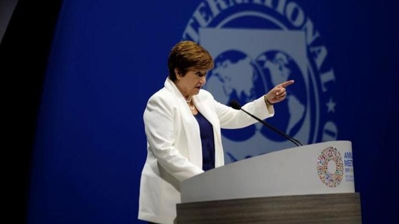 Georgieva: Aşı politikası ekonomik bir politikadır