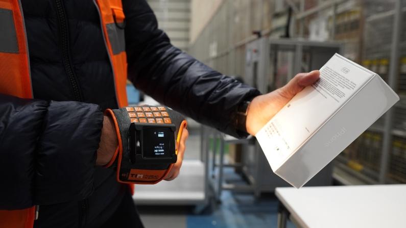 Türk girişimcinin 'akıllı' eldiveni ihraç ediliyor
