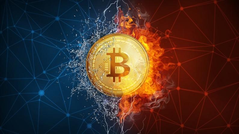 Bitcoin hacmi 2 trilyon doların üzerinde