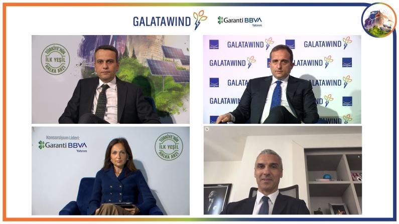 Galata Wind Enerji'den, Türkiye'nin ilk 'yeşil halka arzı'