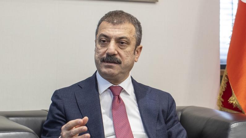 TCMB Başkanı Kavcıoğlu'ndan '128 milyar dolar' açıklaması