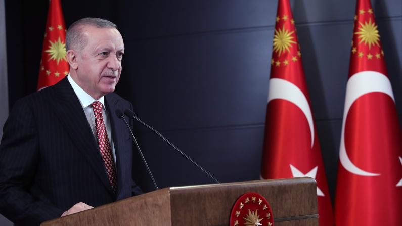 Erdoğan: Ulaştırma alanında Cumhuriyet tarihimizin rekorlarını kırdık