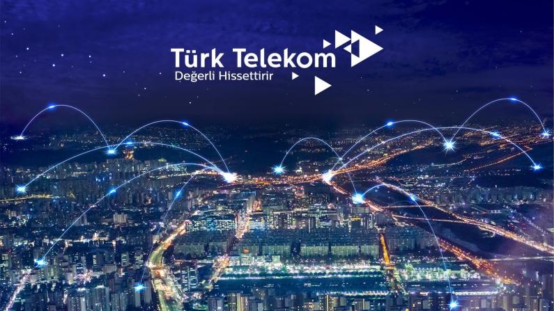 """Türk Telekom'dan """"akıllı şehircilik"""" hamlesi"""