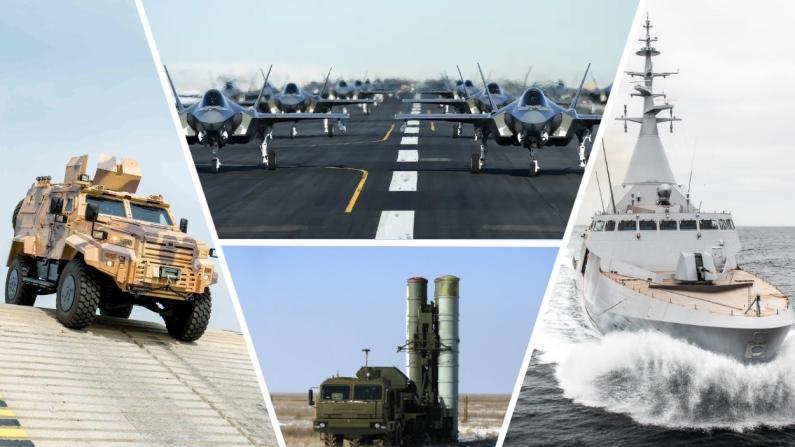 Savunma ihracatında hedef yüzde 425 artış