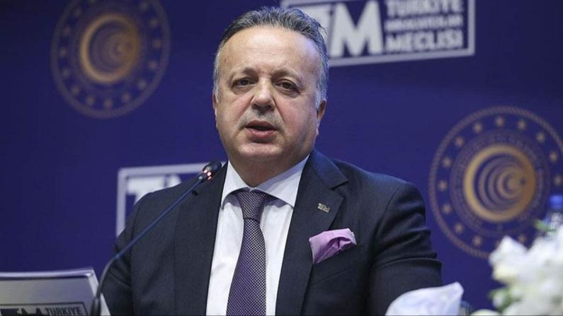 Gülle: İhracatla yükselen Türkiye'yi hep beraber inşa edeceğiz