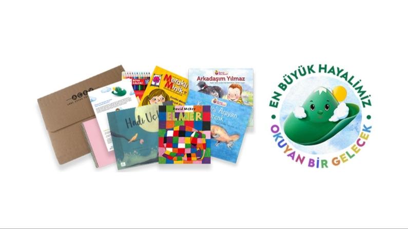 AÇEV projesi, 100 bin çocuğu kitaplarla buluşturacak