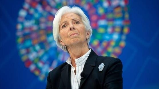 Lagarde: Avrupa Kurtarma Fonu'nun gecikme olmadan hayata geçmesi önemli