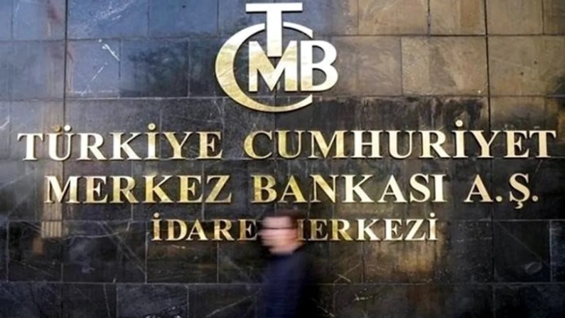 TCMB: Politika faizi, enflasyonun üzerinde kalacak