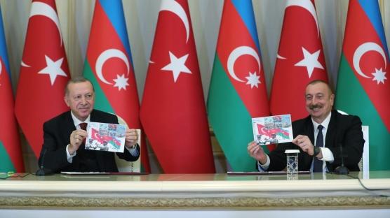 Türkiye ile Azerbaycan arasında enerji ve maden işbirliği