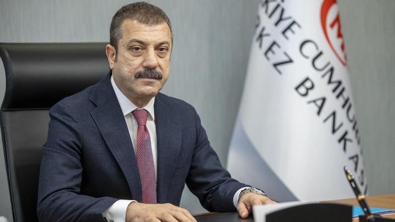 Kavcıoğlu: Türkiye'nin tüm altınları TCMB'dedir