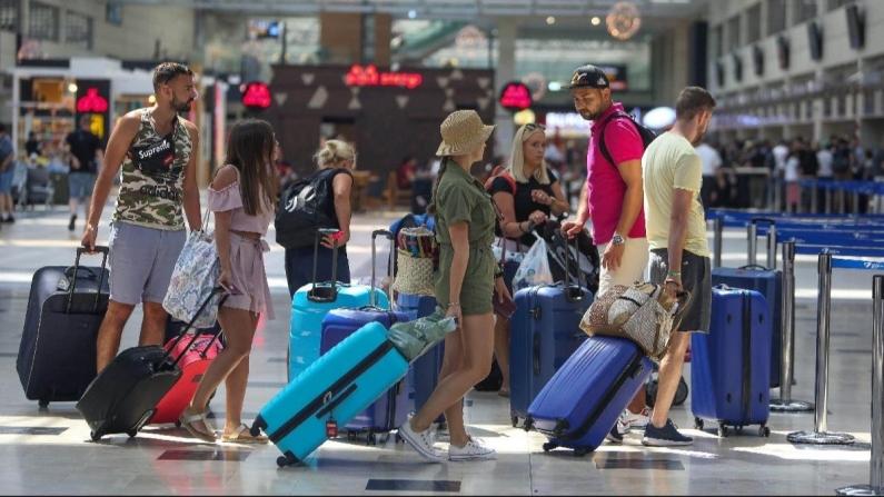 """""""Almanlar tatili Antalya'da geçirmek istiyor"""""""