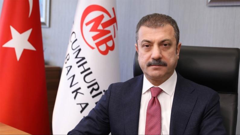 TCMB Başkanı Kavcıoğlu enflasyon raporunu açıkladı