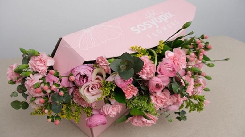 Sosyopix, çiçek pazarına girdi